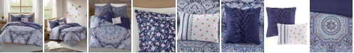 Intelligent Design Odette 4-Pc. Twin/Twin XL Boho Comforter Set