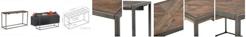 Simpli Home CLOSEOUT! Avery Console Sofa Table