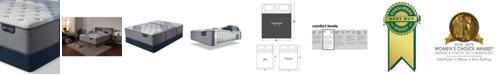 "Serta iComfort by Blue Fusion 1000 14.5""  Hybrid Luxury Firm Mattress Set - King"