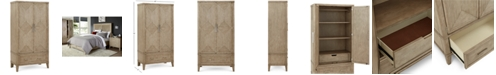 Furniture CLOSEOUT! Beckley Armoire, Created for Macy's