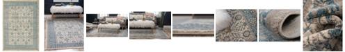 Bridgeport Home Bellmere Bel3 Ivory 7' x 10' Area Rug