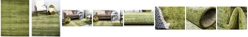 Bridgeport Home Lyon Lyo3 Green 10' x 13' Area Rug