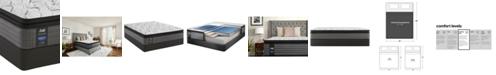 "Sealy Posturepedic Lawson LTD 13.5"" Cushion Firm Euro Pillow Top Mattress Set- California King"