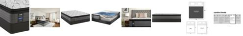 "Sealy Posturepedic Lawson LTD 13.5"" Plush Euro Pillow Top Mattress Set- King"