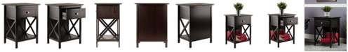 Winsome Xylia Accent Table