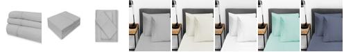 Soft-Tex SensorPEDIC Ice Cool 4-Piece Sheet Set - Queen