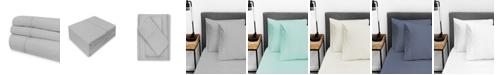 Soft-Tex SensorPEDIC Ice Cool 4-Piece Sheet Set - California King