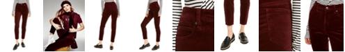 OAT High-Rise Skinny Corduroy Pants