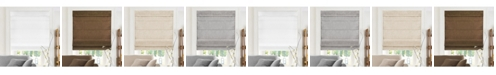 "Chicology Cordless Roman Shades, Soft Fabric Window Blind, 23"" W x 64"" H"