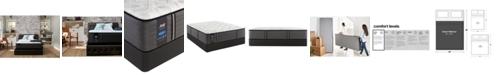 "Sealy Premium Posturepedic Exuberant 12.5"" Ultra Firm Mattress Set- Queen Split"