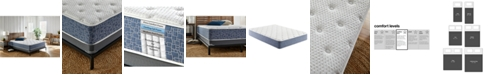 """Corsicana American Bedding 11"""" Tight Top Hybrid Gel Memory Foam and Spring Medium Firm Mattress Collection"""