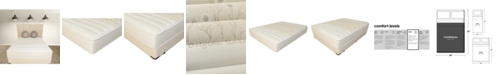 "Paramount Nature's Spa by Eden 12"" Cushion Firm Mattress Set- Full"
