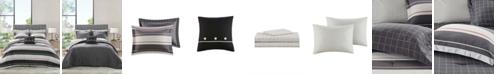 Madison Park Essentials Dalton Reversible Bedding Sets