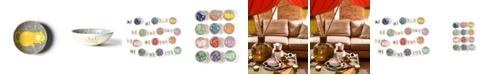 Coton Colors by Laura Johnson Chinese Zodiac  Rat Bowl
