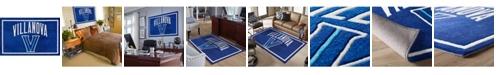 "Luxury Sports Rugs Villanova Colvi Blue 5' x 7'6"" Area Rug"