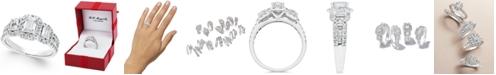 Macy's Diamond Engagement Ring (2 ct. t.w.) in 14k White Gold