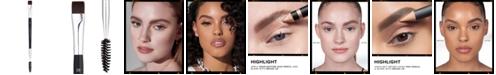 Anastasia Beverly Hills Brush 20 - Dual-Ended Flat Detail Brush