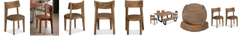 Coast to Coast Nadan Accent Chair (Set Of 2)