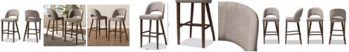 Furniture Pryston Bar Stool (Set Of 2)
