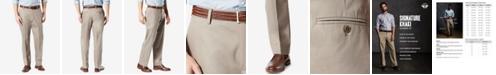 Dockers Men's Signature Lux Cotton Classic Fit Stretch Khaki Pants
