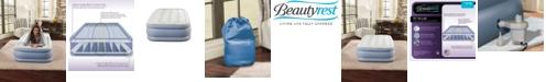 Simmons Beautyrest Hi Loft Twin Size Raised Air Bed Mattress with Express Pump