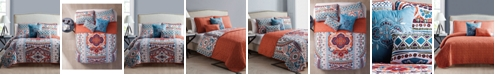 VCNY Home Natasha Reversible 5-Pc. King Quilt Set
