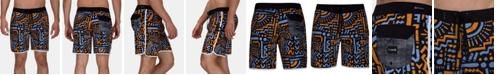 """Hurley Men's Printed 18"""" Board Shorts"""
