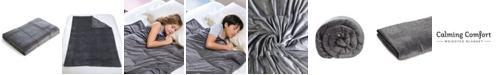 Sharper Image Calming Comfort 6lb Kids Weighted Blanket