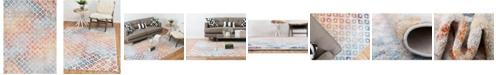 Bridgeport Home Prizem Shag Prz2 Multi 8' x 11' Area Rug