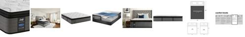"Sealy Posturepedic Shore Drive LTD 14"" Plush Euro Pillow Top Mattress- California King"