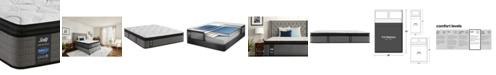 "Sealy Posturepedic Plus Shore Drive LTD 14"" Plush Euro Pillow Top Mattress- Full"