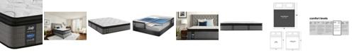 "Sealy Posturepedic Plus Shore Drive LTD 14"" Plush Euro Pillow Top Mattress- King"