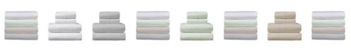 Sobel Westex Loom Blend Sheet Set, Full
