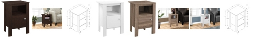 Monarch Specialties End Table/Night Stand