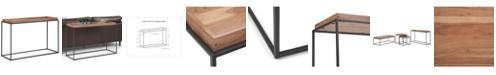 Simpli Home Carter Console Table