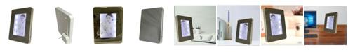 Creative Motion Rectangular Lighted Mirrored Photo Frame
