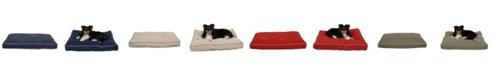 Carolina Pet Company Classic Canvas Rectangle Jamison Bed