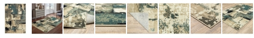 """JHB Design Zeena ZEE08 Beige 9'10"""" x 12'10"""" Area Rug"""
