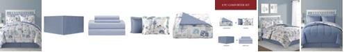 Sunham Fairfield Square Bluffton 8Pc California King Comforter Set