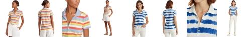 Lauren Ralph Lauren Kiewick Striped Polo Shirt