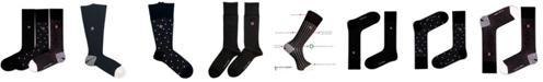 Love Sock Company Men's Luxury Dress Socks Bundle, Pack of 3