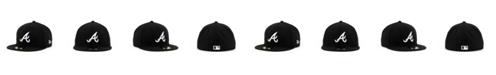 New Era Atlanta Braves MLB B-Dub 59FIFTY Cap
