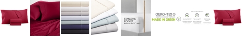 Charter Club Sleep Luxe 100% Egyptian Cotton 700 Thread Count 4 Pc. Sheet Set, Full, Created for Macy's