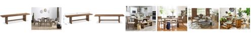 Furniture CLOSEOUT! Athena Dining Bench