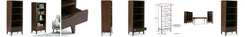 Simpli Home Canden Bookcase