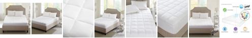 Beautyrest Sleep Philosophy Highline Quilted 3M Scotchgard Full Microfiber Mattress Pad
