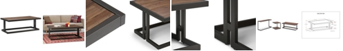 Simpli Home CLOSEOUT! Cajon Coffee Table