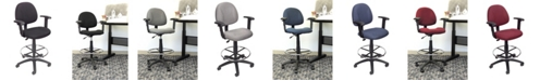 Boss Office Products Deluxe Posture Chair