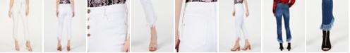 INC International Concepts INC Petite Mop Hem Jeans, Created for Macy's