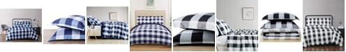 Truly Soft Everyday Buffalo Plaid  Twin XL Duvet Set